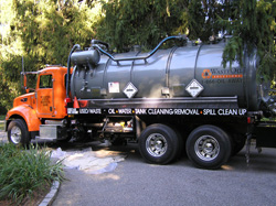 vacuum truck services clallam county washington zip code